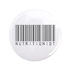"Nutritionist Barcode 3.5"" Button"