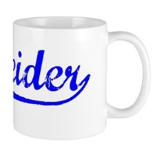 Vintage Schneider (Blue) Mug