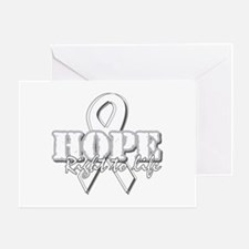 Hope - Right to Life Greeting Card