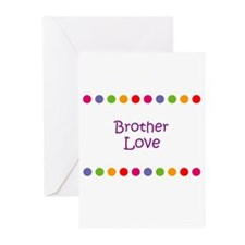 Brother Love Greeting Cards (Pk of 10)
