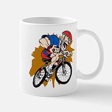 Crazy Mountain Biker Mug