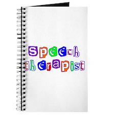 Speech Therapist Colors Journal