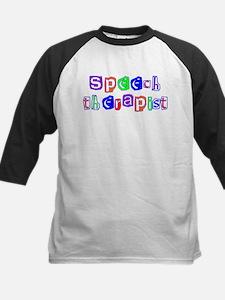 Speech Therapist Colors Tee