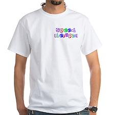 Speech Therapist Colors Shirt