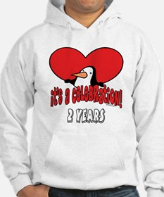 2nd Celebration Jumper Hoody