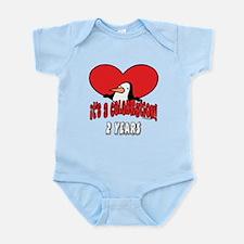 2nd Celebration Infant Bodysuit