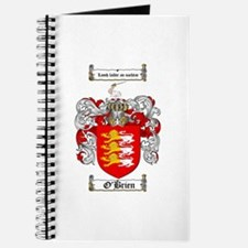 O'Brien Family Crest Journal