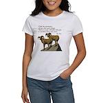 John Muir Quote Women's T-Shirt