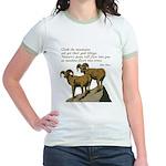 John Muir Quote Jr. Ringer T-Shirt