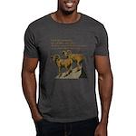 John Muir Quote Dark T-Shirt