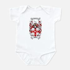 Nolan Family Crest Infant Bodysuit