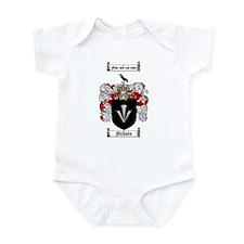 Nichols Family Crest Infant Bodysuit