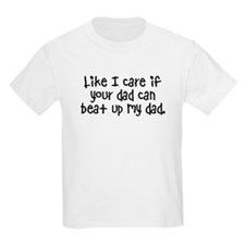 Like I care Kids Light T-Shirt