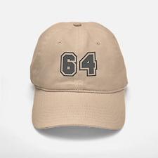 Number 64 Hat