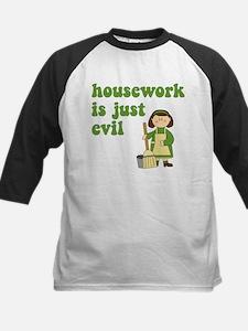 Housework is Evil Tee