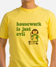Housework is Evil T