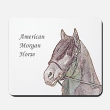 Morgan Horse Mousepad