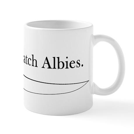 """""""I Catch Albies"""" Mug"""
