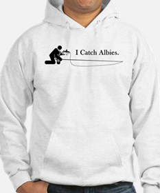 """I Catch Albies"" Jumper Hoody"
