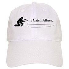 """I Catch Albies"" Baseball Cap"
