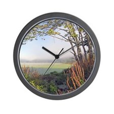 Hatch Mist Color Wall Clock