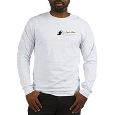 """I Catch Albies"" Long Sleeve T-Shirt"