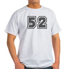 Number 52 T-Shirt