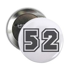 "Number 52 2.25"" Button"