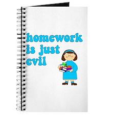 Homework is Evil Journal
