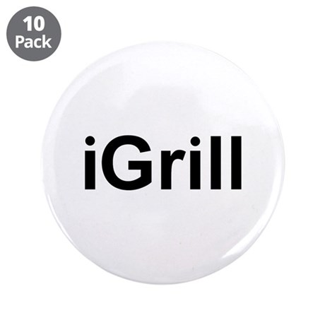 "iGrill 3.5"" Button (10 pack)"