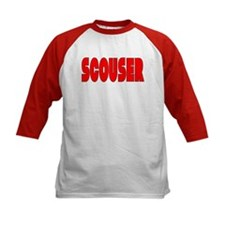 Scouser Red w/Black Tee