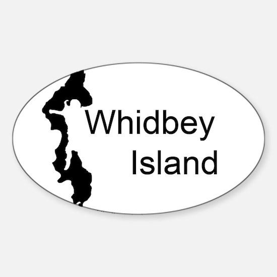 Whidbey Island vehicle sticker