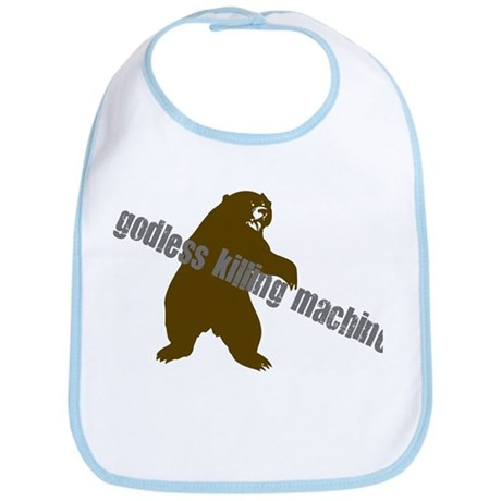 Godless Killing Machine Bib