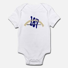 PS/IS 187 Infant Bodysuit