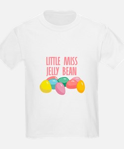 Little Miss Jelly Bean T-Shirt