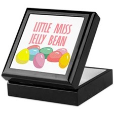 Little Miss Jelly Bean Keepsake Box