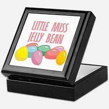 Little Miss Jelly Bean Keepsake Box