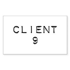 Client 9 Rectangle Decal