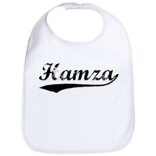 Vintage Hamza (Black) Bib