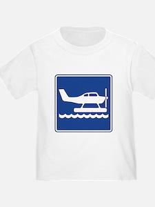 Seaplane Sign T