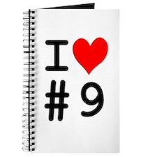 I Heart Client #9 Journal