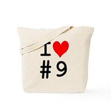 I Heart Client #9 Tote Bag