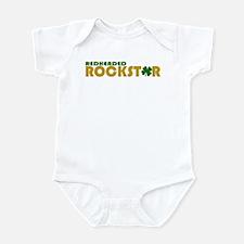 Redheaded Rockstar Infant Bodysuit