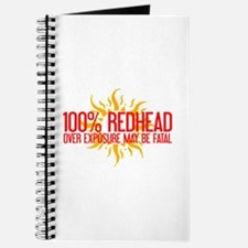 100% Redhead - Over Exposure Journal