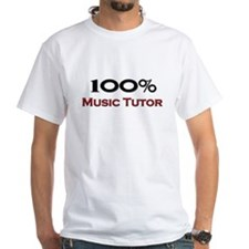 100 Percent Music Tutor Shirt