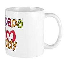 Grandpapa is My Best Buddy Mug