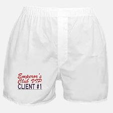 Emperor's Club Client #1 Boxer Shorts