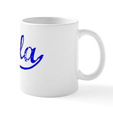 Vintage Shayla (Blue) Mug