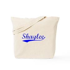 Vintage Shaylee (Blue) Tote Bag