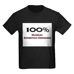 100 Percent Museum Exhibition Designer T